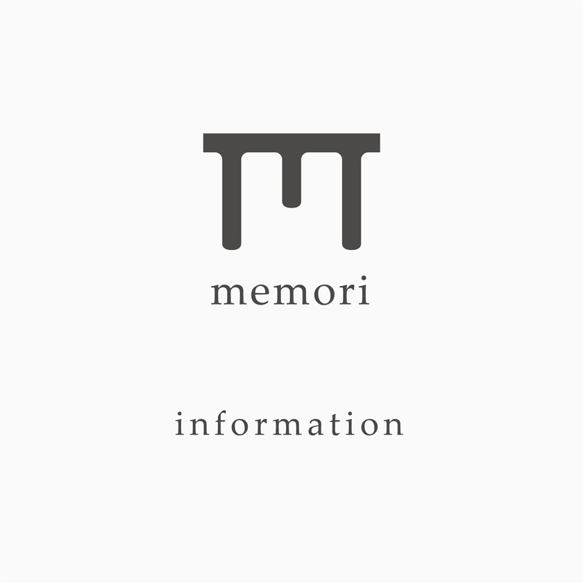 memori official website