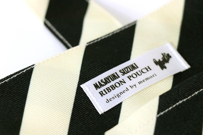 【Ribbon Pouch(リボンポーチ)】