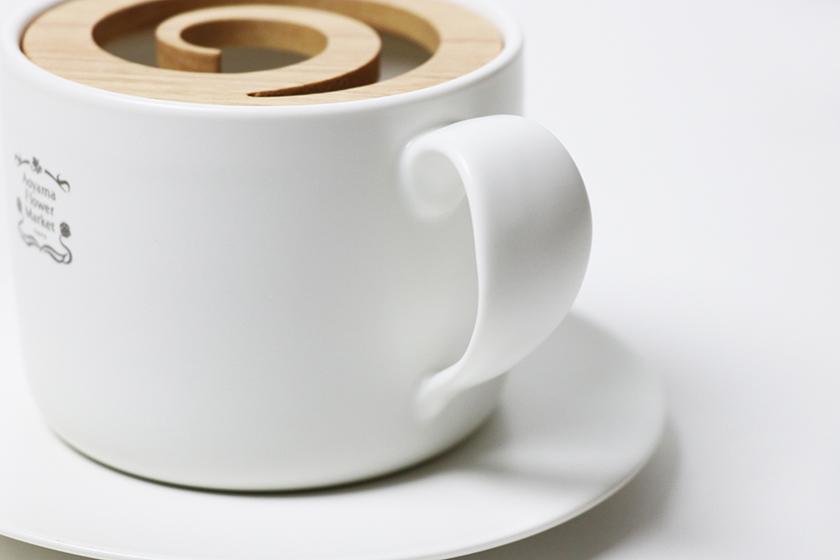 【Café aux Fleurs(カフェ・オ・フルール)】
