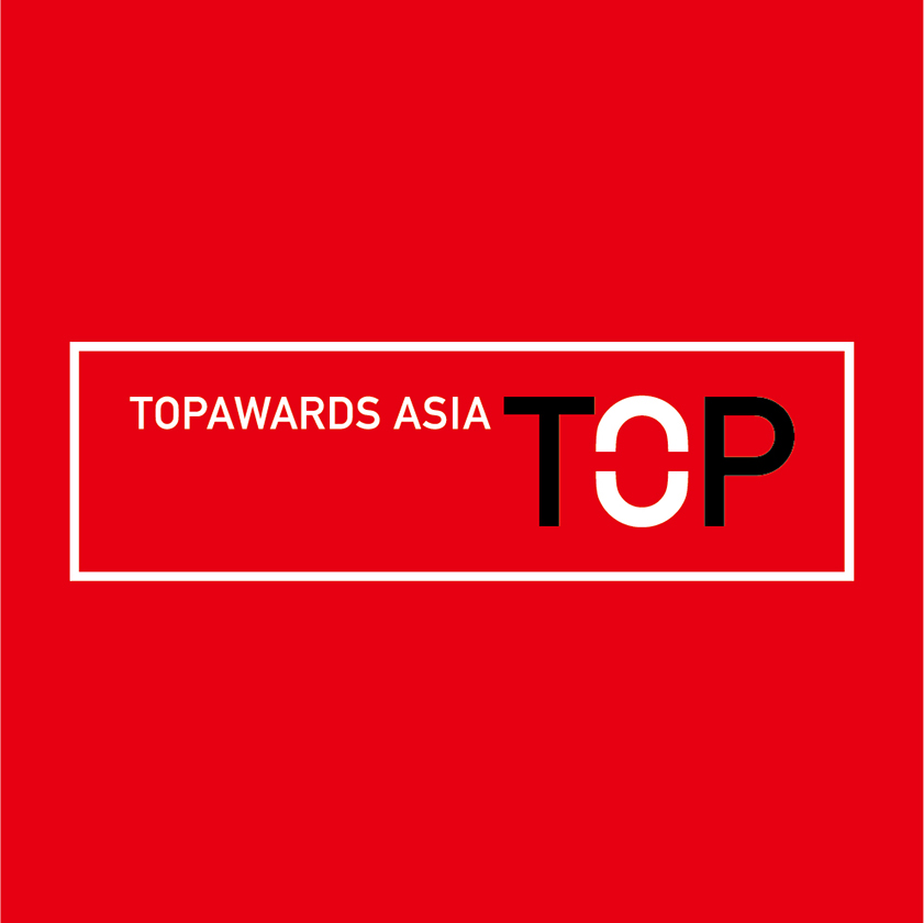 Topawards Asia 受賞